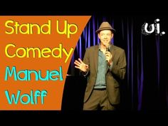 Satire & Comedy: Aktuelle Gags! (Stand Up Comedy Manuel Wolff)   ui. der blog.