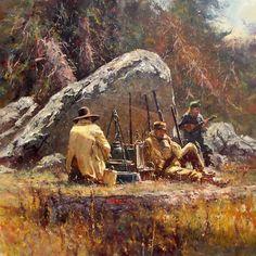 Robert Hagan - Trappers