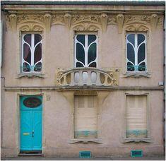 ART NOUVEAU LUNEVILLE, France