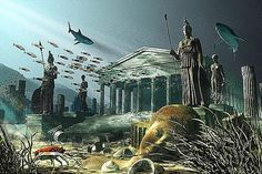 Hubner's theory challenges previous ideas about Atlantis, that it lies somewhere beneath t...