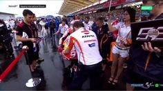 Malaysian GP Race - Quick Grid Marc Marquez Marc Marquez, Motogp, Grand Prix, Grid, Racing, Sports, Running, Hs Sports, Auto Racing