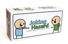 Joking-Hazard-Card-Game-Cyanide-And-Happiness-Adult-PARTY-GAME-Jokes-Gift-NEW