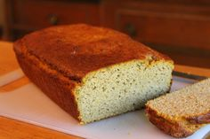 Better Coconut Flour Pumpkin Bread - Low carb recipes suitable for all sugar-free diets - Sugar-Free Low Carb Recipes