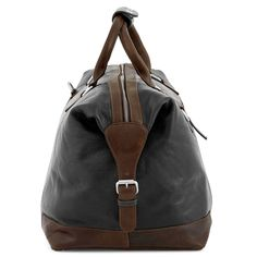 Sac weekend noir et marron California JX83Gv