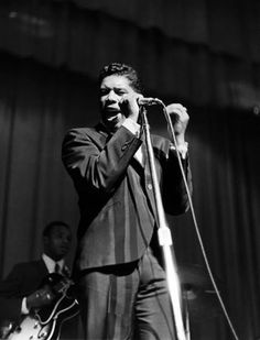 """Ben E. King (1938-2015)  American soul singer. He is perhaps best known as the singer and co-composer of """"Stand by Me"""", a US Top 10 hit in both, and as one of the principal lead singers of the R&B vocal group The Drifters."""