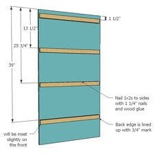 This site has a bunch of construction plans for diy furniture ana white build a brook laundry basket dresser 4 tall and lengthwise free solutioingenieria Gallery