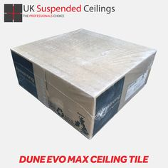 Armstrong Dune eVo Max Ceiling Tiles   UK Suspended Ceilings Tiles Uk, Sound Absorption, Underfloor Heating, Ceiling Tiles, Evo, Modern Lighting, Ceilings, Dune