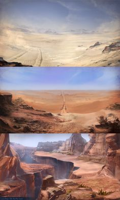 MadMax environment concept by Roiuky                                                                                                                                                                                 More