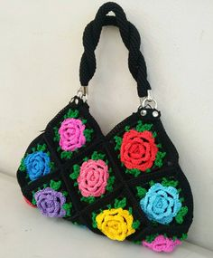 Hey, I found this really https://www.etsy.com/listing/488115271/granny-squares-crochet-bags-granny
