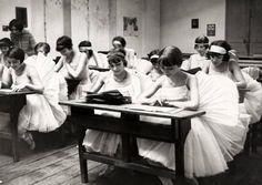 Académie Nationale de danse et de ballets Paris 1928