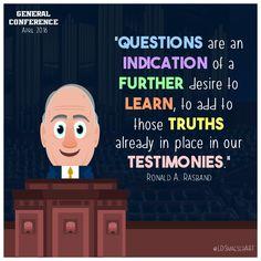 #ElderRasband #LDSconf #ldsconference #ldschurch #lds #mormon #sharegoodness #efy #isustain #jesuschrist #quote