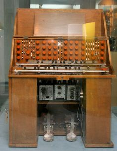 Later developments of Freidrich Trautwein's original Trautonium were continued by the Trautonium virtuoso and composer Oskar Sala. In Sala christened his first instrument the 'Ru… Synthesizer Music, Tape Echo, Hard Surface Modeling, Brain Teaser Games, Minimal Techno, Stranger Things Have Happened, Experimental Music, Electronic Music, Music Stuff