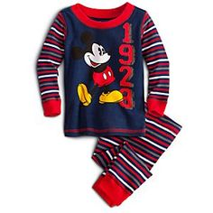 Disney Mickey Mouse PJ Pal for Baby | Disney StoreMickey Mouse PJ Pal for Baby - Make this Mickey Mouse 2-piece PJ Pal a classic for your little fella's bedtime. Made from soft organic cotton, this cozy PJ Pal is perfect for your little one!