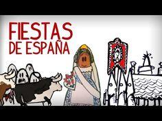 Vocabulaire espagnol vaisselle: Mettre la table - YouTube