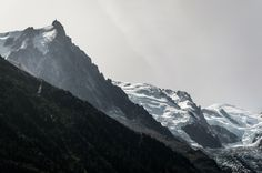 Good morning, Chamonix Winter Mountain, Mountain Landscape, Alps, Good Morning, Mount Everest, France, Mountains, Nature, Travel