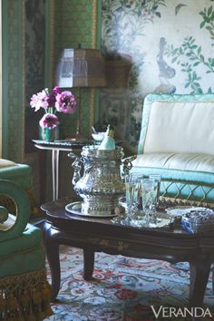 Chinoiserie Chic: Entertaining with Chinoiserie