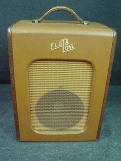 Vintage Flot-A-Tone