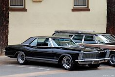1965 Buick Riviera Gran Sport.  The pinnacle of American car design in my opinion.