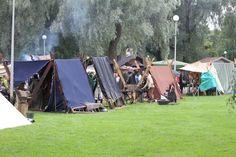 Hämeen keskiaikamarkkinat - Häme Medieval Faire 2013, Myyjiä - Merchants, © Ulla Seppälä