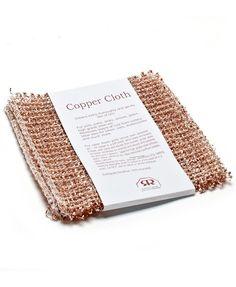Copper cloths