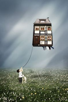 'Traumhaus' von Christine  Ellger