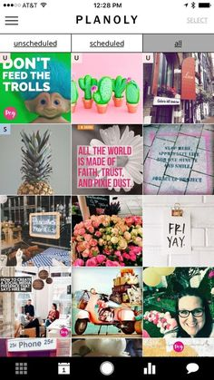 How To Solve Your Biggest Instagram Challenges With Planoly - http://pegfitzpatrick.com/?p=10549 via @PegFitzpatrick