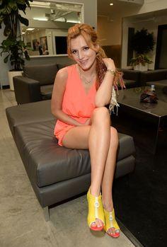 Bella Thorne Legs