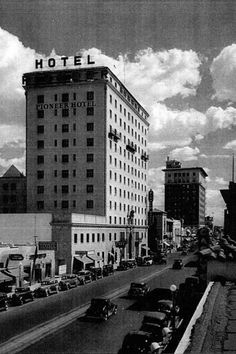 The Pioneer Hotel