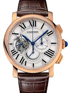 Cartier Rotonde de Cartier Tourbillon Cronografo W1556245