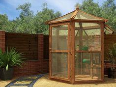Regal™ W2.1m x D1.8m   Greenhouses