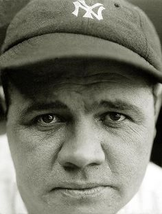 """""""The Babe,"""" """"The Bambino,"""" """"The Sultan of Swat,"""" Babe Ruth was arguably baseball's greatest player ever.  He was born 119 years ago on Feb. 6, 1895.  (Charles Conlon/TSN/Icon SMI)"""