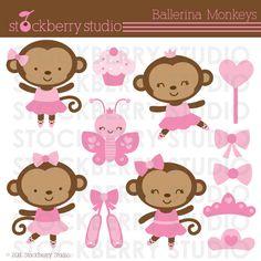 BALLERINA MONKEYS