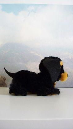 1000 images about make it diy pom pom puppy on for Pom pom puppy craft