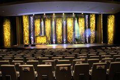grunge paint church stage design ideas - Stage Design Ideas