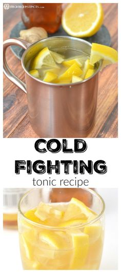Try my grandma& recipe to help you fight a cold. You only need 5 ingredients and if you start drinking it as soon as you start getting sick, it will help you kick that cold in the butt. Natural Remedies For Arthritis, Cold Home Remedies, Natural Remedies For Anxiety, Cough Remedies, Herbal Remedies, Health Remedies, Holistic Remedies, Holistic Care, Fighting A Cold