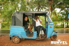 RUNVEL: TUK TUK, ΤΑ ΤΡΙΚΥΚΛΑ ΤΑΞΙ ΤΗΣ ΑΣΙΑΣ. #tuktuk #travelblog #srilanka