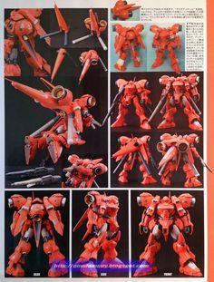 GUNDAM GUY: 1/144 Gebera Tetra Forte - Custom Build Gunpla Custom, Gundam Model, Mobile Suit, Plastic Models, Photo Art, Building, Robot, Ideas, Highlight