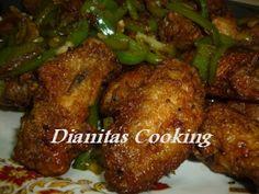 dianitas cooking: Πικάντικες Φτερούγες Κοτόπουλο!!! Tandoori Chicken, Pork, Meat, Cooking, Ethnic Recipes, Recipies, Kale Stir Fry, Kitchen, Pork Chops