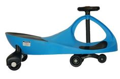 Purchase the Sky Blue Rolling Coaster the Wiggling Wiggle Race Car Premium Scooter by Kids Motor Store online today. Buy this item securely on Competitive Edge today.