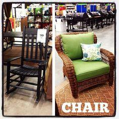 {Day 6} Chair. #RockingChair #Wicker #fmsphotoaday... | Wicker Blog  www.wickerparadise.com