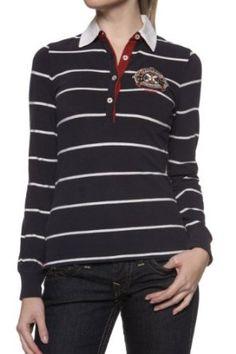 Galvanni Long Sleeve Polo Shirt SAILING CLUB, Color: Dark blue, Size: L Galvanni. $46.95