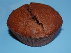 Echt Eten, Puur Koken: Chocolademuffins met noten, van amandelmeel