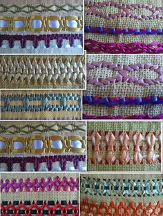 Wonderful Ribbon Embroidery Flowers by Hand Ideas. Enchanting Ribbon Embroidery Flowers by Hand Ideas. Silk Ribbon Embroidery, Embroidery Thread, Floral Embroidery, Embroidery Patterns, Monks Cloth, Swedish Weaving, Ribbon Work, Ribbon Crafts, Sewing Crafts