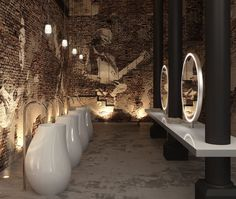 SWING washbasin by Sanico ...A sculpture in motion