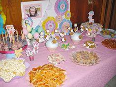 Il nostro sweet table