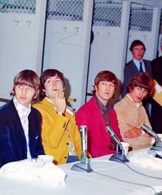 Finger Five! — The Beatles