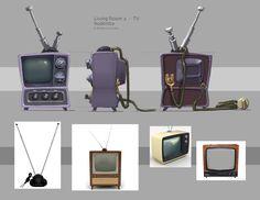 Visual development for Zootopia. Zootopia Concept Art, Zootopia Art, Environment Concept Art, Environment Design, Prop Design, Game Design, Game Props, Robots For Kids, Cartoon Background