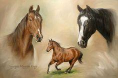 Blog - Marjolein Kruijt Animal Artist / dieren kunstenares: paarden (horses)