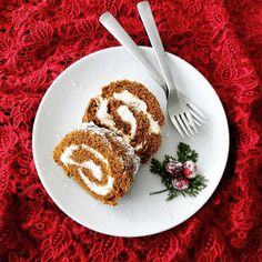 Give winter a warm welcome this year with a Gingerbread Cake Roll. Spiced with cozy flavors and swirled with an eggnog cream filling, this soft, fluffy cake roll makes December delicious.Stressed is desserts spelled backwards. It's an oddly appropriate palindrome that, depending on which way it's read, either conveys feelings of anxiety or how we cope with those worries one sugary forkful at a time. A spoon also works, as does a shovel.No matter which utensil you choose, there's no sha…