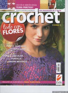 Descargar MegaPack de Revistas de Crochet(JPG) Descargar Gratis
